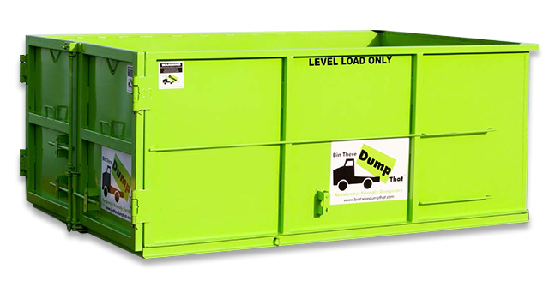 Your Most-Reliable, 5-Star, Residential Friendly Dumpsters for Oklahoma City